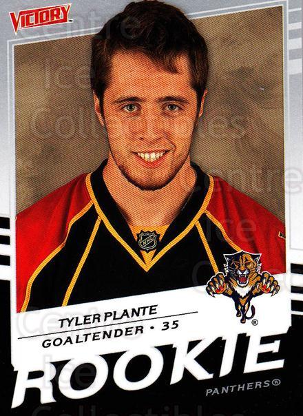 2008-09 UD Victory #247 Tyler Plante<br/>2 In Stock - $2.00 each - <a href=https://centericecollectibles.foxycart.com/cart?name=2008-09%20UD%20Victory%20%23247%20Tyler%20Plante...&quantity_max=2&price=$2.00&code=249177 class=foxycart> Buy it now! </a>