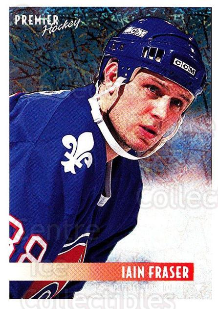 1994-95 OPC Premier Special FX #7 Iain Fraser<br/>6 In Stock - $2.00 each - <a href=https://centericecollectibles.foxycart.com/cart?name=1994-95%20OPC%20Premier%20Special%20FX%20%237%20Iain%20Fraser...&quantity_max=6&price=$2.00&code=249185 class=foxycart> Buy it now! </a>