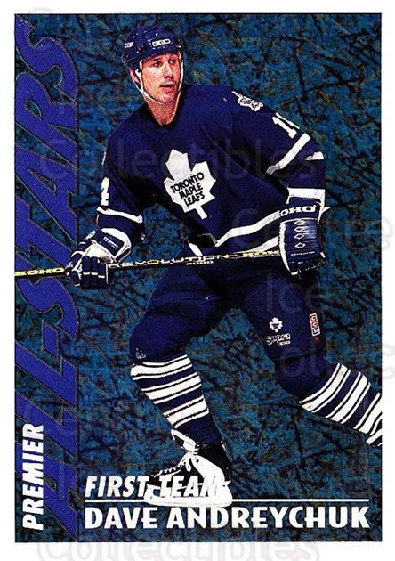 1994-95 OPC Premier Special FX #38 Dave Andreychuk<br/>5 In Stock - $2.00 each - <a href=https://centericecollectibles.foxycart.com/cart?name=1994-95%20OPC%20Premier%20Special%20FX%20%2338%20Dave%20Andreychuk...&quantity_max=5&price=$2.00&code=249216 class=foxycart> Buy it now! </a>