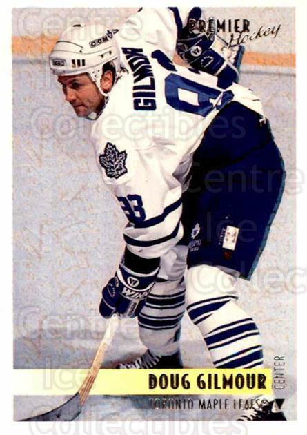 1994-95 OPC Premier Special FX #279 Doug Gilmour<br/>2 In Stock - $2.00 each - <a href=https://centericecollectibles.foxycart.com/cart?name=1994-95%20OPC%20Premier%20Special%20FX%20%23279%20Doug%20Gilmour...&quantity_max=2&price=$2.00&code=249457 class=foxycart> Buy it now! </a>
