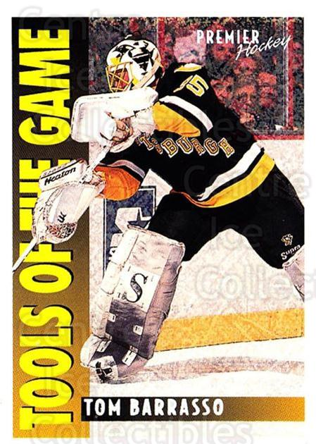 1994-95 OPC Premier Special FX #311 Tom Barrasso<br/>1 In Stock - $2.00 each - <a href=https://centericecollectibles.foxycart.com/cart?name=1994-95%20OPC%20Premier%20Special%20FX%20%23311%20Tom%20Barrasso...&price=$2.00&code=249489 class=foxycart> Buy it now! </a>