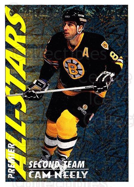 1994-95 Topps Premier Special FX #129 Cam Neely<br/>1 In Stock - $2.00 each - <a href=https://centericecollectibles.foxycart.com/cart?name=1994-95%20Topps%20Premier%20Special%20FX%20%23129%20Cam%20Neely...&quantity_max=1&price=$2.00&code=249857 class=foxycart> Buy it now! </a>