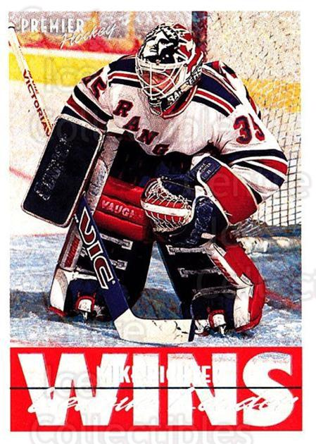 1994-95 Topps Premier Special FX #155 Mike Richter<br/>1 In Stock - $2.00 each - <a href=https://centericecollectibles.foxycart.com/cart?name=1994-95%20Topps%20Premier%20Special%20FX%20%23155%20Mike%20Richter...&quantity_max=1&price=$2.00&code=249883 class=foxycart> Buy it now! </a>