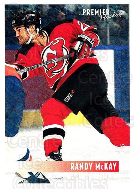1994-95 Topps Premier Special FX #271 Randy McKay<br/>1 In Stock - $2.00 each - <a href=https://centericecollectibles.foxycart.com/cart?name=1994-95%20Topps%20Premier%20Special%20FX%20%23271%20Randy%20McKay...&quantity_max=1&price=$2.00&code=249999 class=foxycart> Buy it now! </a>