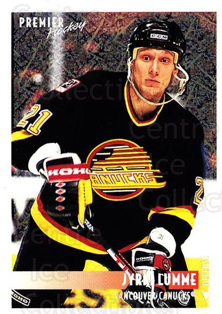 1994-95 Topps Premier Special FX #442 Jyrki Lumme<br/>2 In Stock - $2.00 each - <a href=https://centericecollectibles.foxycart.com/cart?name=1994-95%20Topps%20Premier%20Special%20FX%20%23442%20Jyrki%20Lumme...&quantity_max=2&price=$2.00&code=250170 class=foxycart> Buy it now! </a>