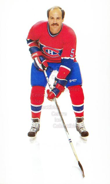 1986-87 Montreal Canadiens Postcards #7 Rick Green<br/>4 In Stock - $3.00 each - <a href=https://centericecollectibles.foxycart.com/cart?name=1986-87%20Montreal%20Canadiens%20Postcards%20%237%20Rick%20Green...&quantity_max=4&price=$3.00&code=25023 class=foxycart> Buy it now! </a>