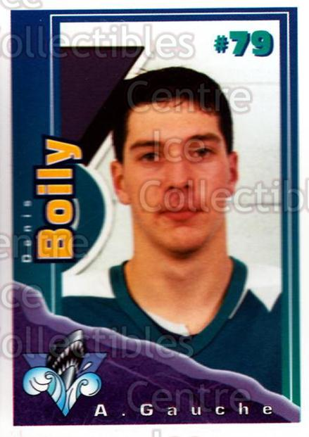 1996-97 Rimouski Oceanic Police #5 Denis Boily<br/>2 In Stock - $3.00 each - <a href=https://centericecollectibles.foxycart.com/cart?name=1996-97%20Rimouski%20Oceanic%20Police%20%235%20Denis%20Boily...&quantity_max=2&price=$3.00&code=250437 class=foxycart> Buy it now! </a>