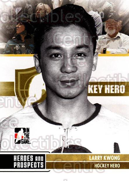 2009-10 ITG Heroes and Prospects #3 Larry Kwong<br/>16 In Stock - $1.00 each - <a href=https://centericecollectibles.foxycart.com/cart?name=2009-10%20ITG%20Heroes%20and%20Prospects%20%233%20Larry%20Kwong...&price=$1.00&code=250587 class=foxycart> Buy it now! </a>