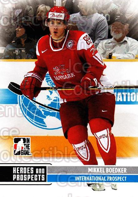 2009-10 ITG Heroes and Prospects #8 Mikkel Boedker<br/>21 In Stock - $1.00 each - <a href=https://centericecollectibles.foxycart.com/cart?name=2009-10%20ITG%20Heroes%20and%20Prospects%20%238%20Mikkel%20Boedker...&price=$1.00&code=250592 class=foxycart> Buy it now! </a>