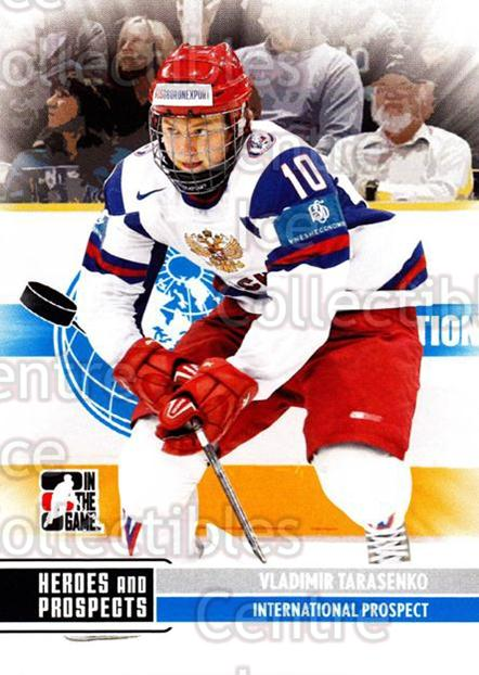 2009-10 ITG Heroes and Prospects #199 Vladimir Tarasenko<br/>24 In Stock - $5.00 each - <a href=https://centericecollectibles.foxycart.com/cart?name=2009-10%20ITG%20Heroes%20and%20Prospects%20%23199%20Vladimir%20Tarase...&quantity_max=24&price=$5.00&code=250783 class=foxycart> Buy it now! </a>