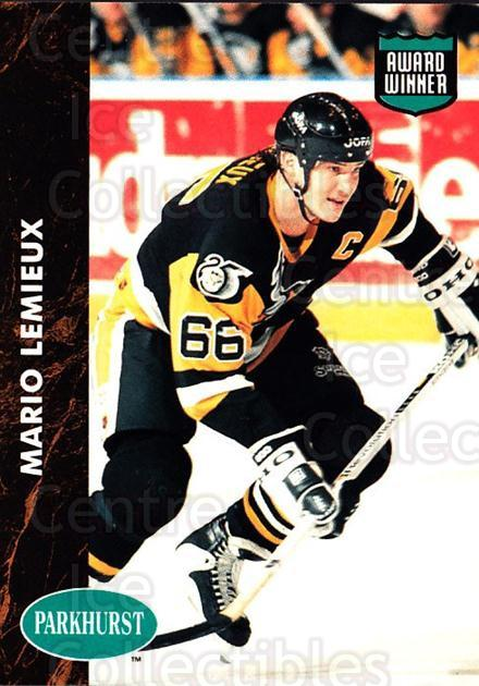 1991-92 Parkhurst #467 Mario Lemieux<br/>2 In Stock - $5.00 each - <a href=https://centericecollectibles.foxycart.com/cart?name=1991-92%20Parkhurst%20%23467%20Mario%20Lemieux...&quantity_max=2&price=$5.00&code=250815 class=foxycart> Buy it now! </a>