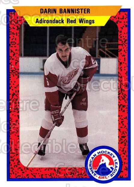 1991-92 ProCards AHL IHL #136 Darin Bannister<br/>2 In Stock - $2.00 each - <a href=https://centericecollectibles.foxycart.com/cart?name=1991-92%20ProCards%20AHL%20IHL%20%23136%20Darin%20Bannister...&quantity_max=2&price=$2.00&code=250966 class=foxycart> Buy it now! </a>