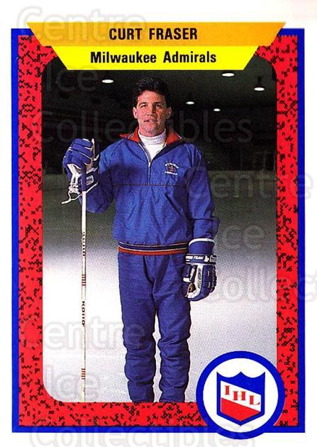 1991-92 ProCards AHL IHL #619 Curt Fraser<br/>2 In Stock - $2.00 each - <a href=https://centericecollectibles.foxycart.com/cart?name=1991-92%20ProCards%20AHL%20IHL%20%23619%20Curt%20Fraser...&quantity_max=2&price=$2.00&code=251096 class=foxycart> Buy it now! </a>