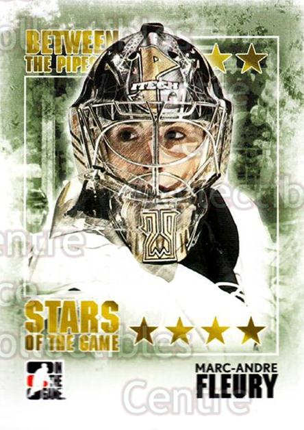 2009-10 Between The Pipes #89 Marc-Andre Fleury<br/>4 In Stock - $1.00 each - <a href=https://centericecollectibles.foxycart.com/cart?name=2009-10%20Between%20The%20Pipes%20%2389%20Marc-Andre%20Fleu...&price=$1.00&code=251608 class=foxycart> Buy it now! </a>