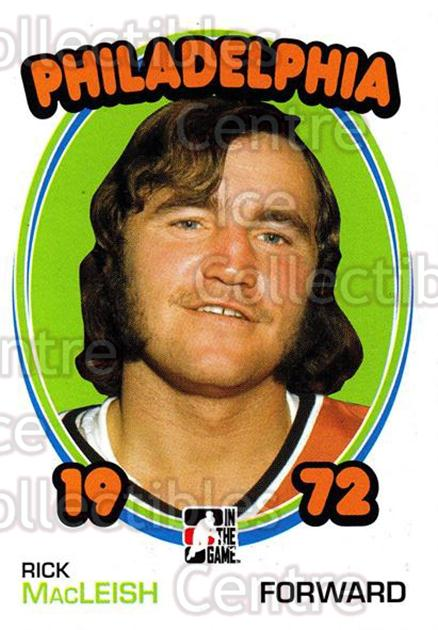 2009-10 ITG 1972 The Year In Hockey #72 Rick MacLeish<br/>22 In Stock - $1.00 each - <a href=https://centericecollectibles.foxycart.com/cart?name=2009-10%20ITG%201972%20The%20Year%20In%20Hockey%20%2372%20Rick%20MacLeish...&quantity_max=22&price=$1.00&code=251941 class=foxycart> Buy it now! </a>