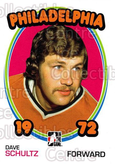 2009-10 ITG 1972 The Year In Hockey #77 Dave Schultz<br/>23 In Stock - $1.00 each - <a href=https://centericecollectibles.foxycart.com/cart?name=2009-10%20ITG%201972%20The%20Year%20In%20Hockey%20%2377%20Dave%20Schultz...&quantity_max=23&price=$1.00&code=251946 class=foxycart> Buy it now! </a>