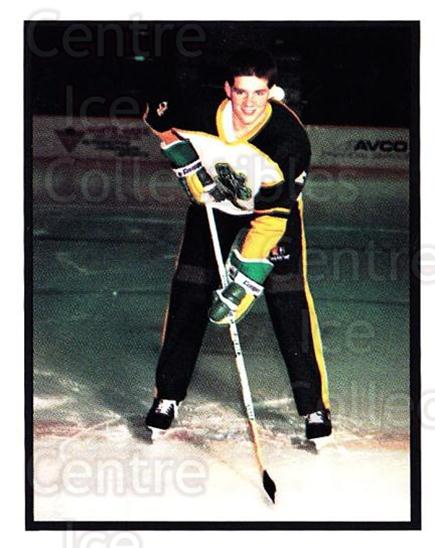 1986-87 London Knights #12 Jim Sprott<br/>2 In Stock - $3.00 each - <a href=https://centericecollectibles.foxycart.com/cart?name=1986-87%20London%20Knights%20%2312%20Jim%20Sprott...&quantity_max=2&price=$3.00&code=25291 class=foxycart> Buy it now! </a>