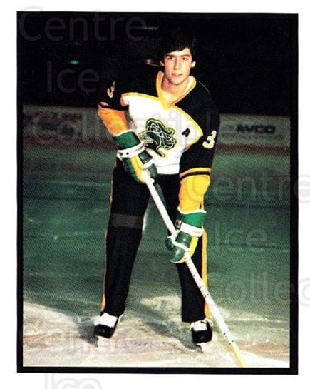 1986-87 London Knights #17 Ian Pound<br/>4 In Stock - $3.00 each - <a href=https://centericecollectibles.foxycart.com/cart?name=1986-87%20London%20Knights%20%2317%20Ian%20Pound...&quantity_max=4&price=$3.00&code=25295 class=foxycart> Buy it now! </a>