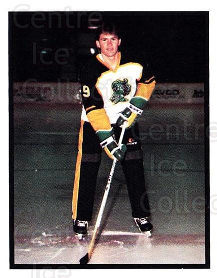 1986-87 London Knights #18 Peter Lisy<br/>2 In Stock - $3.00 each - <a href=https://centericecollectibles.foxycart.com/cart?name=1986-87%20London%20Knights%20%2318%20Peter%20Lisy...&quantity_max=2&price=$3.00&code=25296 class=foxycart> Buy it now! </a>