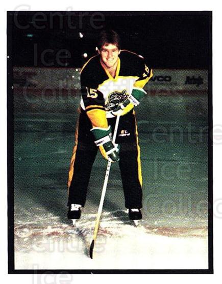 1986-87 London Knights #20 Craig Majaury<br/>4 In Stock - $3.00 each - <a href=https://centericecollectibles.foxycart.com/cart?name=1986-87%20London%20Knights%20%2320%20Craig%20Majaury...&quantity_max=4&price=$3.00&code=25299 class=foxycart> Buy it now! </a>