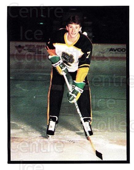 1986-87 London Knights #22 Dave Akey<br/>4 In Stock - $3.00 each - <a href=https://centericecollectibles.foxycart.com/cart?name=1986-87%20London%20Knights%20%2322%20Dave%20Akey...&quantity_max=4&price=$3.00&code=25301 class=foxycart> Buy it now! </a>