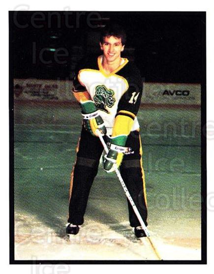 1986-87 London Knights #23 Dennis McEwen<br/>3 In Stock - $3.00 each - <a href=https://centericecollectibles.foxycart.com/cart?name=1986-87%20London%20Knights%20%2323%20Dennis%20McEwen...&quantity_max=3&price=$3.00&code=25302 class=foxycart> Buy it now! </a>