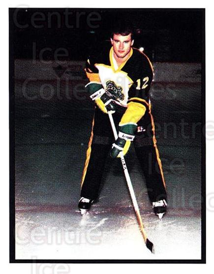 1986-87 London Knights #25 Greg Hankkio<br/>6 In Stock - $3.00 each - <a href=https://centericecollectibles.foxycart.com/cart?name=1986-87%20London%20Knights%20%2325%20Greg%20Hankkio...&quantity_max=6&price=$3.00&code=25304 class=foxycart> Buy it now! </a>