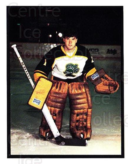 1986-87 London Knights #29 Chris Somers<br/>5 In Stock - $3.00 each - <a href=https://centericecollectibles.foxycart.com/cart?name=1986-87%20London%20Knights%20%2329%20Chris%20Somers...&quantity_max=5&price=$3.00&code=25308 class=foxycart> Buy it now! </a>
