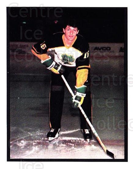1986-87 London Knights #7 Pat Vachon<br/>6 In Stock - $3.00 each - <a href=https://centericecollectibles.foxycart.com/cart?name=1986-87%20London%20Knights%20%237%20Pat%20Vachon...&quantity_max=6&price=$3.00&code=25314 class=foxycart> Buy it now! </a>