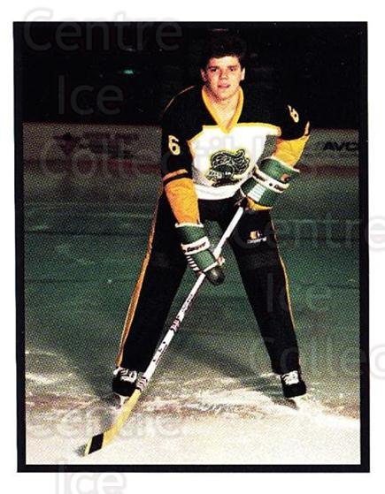1986-87 London Knights #9 Barry Earhart<br/>1 In Stock - $3.00 each - <a href=https://centericecollectibles.foxycart.com/cart?name=1986-87%20London%20Knights%20%239%20Barry%20Earhart...&quantity_max=1&price=$3.00&code=25315 class=foxycart> Buy it now! </a>