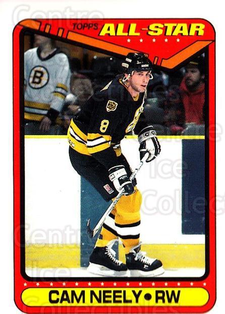 1990-91 Topps #201 Cam Neely<br/>5 In Stock - $1.00 each - <a href=https://centericecollectibles.foxycart.com/cart?name=1990-91%20Topps%20%23201%20Cam%20Neely...&quantity_max=5&price=$1.00&code=253244 class=foxycart> Buy it now! </a>