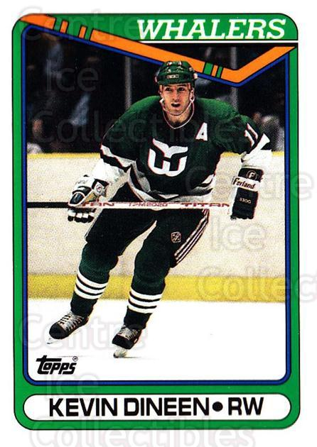 1990-91 Topps #213 Kevin Dineen<br/>5 In Stock - $1.00 each - <a href=https://centericecollectibles.foxycart.com/cart?name=1990-91%20Topps%20%23213%20Kevin%20Dineen...&quantity_max=5&price=$1.00&code=253256 class=foxycart> Buy it now! </a>