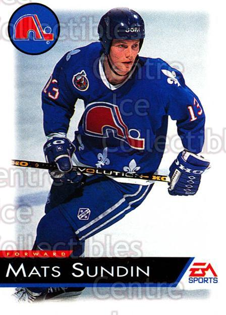 1994 EA Sports #111 Mats Sundin<br/>5 In Stock - $1.00 each - <a href=https://centericecollectibles.foxycart.com/cart?name=1994%20EA%20Sports%20%23111%20Mats%20Sundin...&quantity_max=5&price=$1.00&code=2532 class=foxycart> Buy it now! </a>