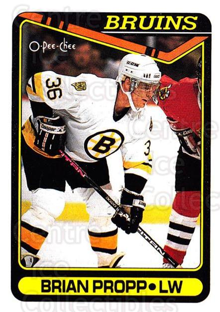 1990-91 O-Pee-Chee #8 Brian Propp<br/>7 In Stock - $1.00 each - <a href=https://centericecollectibles.foxycart.com/cart?name=1990-91%20O-Pee-Chee%20%238%20Brian%20Propp...&quantity_max=7&price=$1.00&code=253447 class=foxycart> Buy it now! </a>