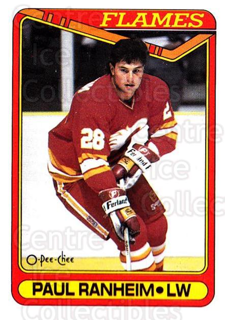 1990-91 O-Pee-Chee #20 Paul Ranheim<br/>7 In Stock - $1.00 each - <a href=https://centericecollectibles.foxycart.com/cart?name=1990-91%20O-Pee-Chee%20%2320%20Paul%20Ranheim...&quantity_max=7&price=$1.00&code=253459 class=foxycart> Buy it now! </a>