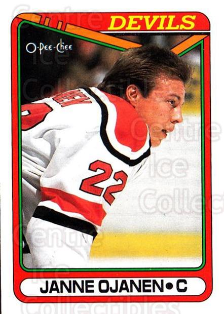 1990-91 O-Pee-Chee #30 Janne Ojanen<br/>7 In Stock - $1.00 each - <a href=https://centericecollectibles.foxycart.com/cart?name=1990-91%20O-Pee-Chee%20%2330%20Janne%20Ojanen...&quantity_max=7&price=$1.00&code=253469 class=foxycart> Buy it now! </a>
