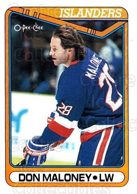 1990-91 O-Pee-Chee #31 Don Maloney<br/>7 In Stock - $1.00 each - <a href=https://centericecollectibles.foxycart.com/cart?name=1990-91%20O-Pee-Chee%20%2331%20Don%20Maloney...&quantity_max=7&price=$1.00&code=253470 class=foxycart> Buy it now! </a>