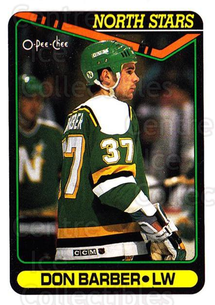 1990-91 O-Pee-Chee #53 Don Barber<br/>6 In Stock - $1.00 each - <a href=https://centericecollectibles.foxycart.com/cart?name=1990-91%20O-Pee-Chee%20%2353%20Don%20Barber...&quantity_max=6&price=$1.00&code=253492 class=foxycart> Buy it now! </a>