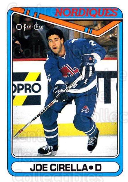 1990-91 O-Pee-Chee #107 Joe Cirella<br/>7 In Stock - $1.00 each - <a href=https://centericecollectibles.foxycart.com/cart?name=1990-91%20O-Pee-Chee%20%23107%20Joe%20Cirella...&quantity_max=7&price=$1.00&code=253546 class=foxycart> Buy it now! </a>