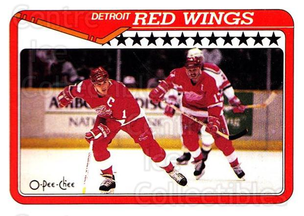 1990-91 O-Pee-Chee #133 Detroit Red Wings, Steve Yzerman<br/>3 In Stock - $1.00 each - <a href=https://centericecollectibles.foxycart.com/cart?name=1990-91%20O-Pee-Chee%20%23133%20Detroit%20Red%20Win...&price=$1.00&code=253572 class=foxycart> Buy it now! </a>
