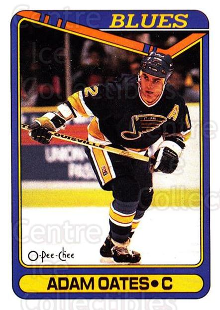 1990-91 O-Pee-Chee #149 Adam Oates<br/>7 In Stock - $1.00 each - <a href=https://centericecollectibles.foxycart.com/cart?name=1990-91%20O-Pee-Chee%20%23149%20Adam%20Oates...&quantity_max=7&price=$1.00&code=253588 class=foxycart> Buy it now! </a>
