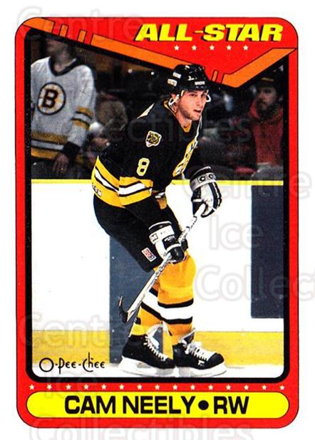 1990-91 O-Pee-Chee #201 Cam Neely<br/>7 In Stock - $1.00 each - <a href=https://centericecollectibles.foxycart.com/cart?name=1990-91%20O-Pee-Chee%20%23201%20Cam%20Neely...&quantity_max=7&price=$1.00&code=253640 class=foxycart> Buy it now! </a>