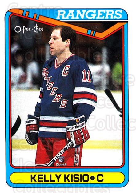 1990-91 O-Pee-Chee #239 Kelly Kisio<br/>6 In Stock - $1.00 each - <a href=https://centericecollectibles.foxycart.com/cart?name=1990-91%20O-Pee-Chee%20%23239%20Kelly%20Kisio...&quantity_max=6&price=$1.00&code=253678 class=foxycart> Buy it now! </a>