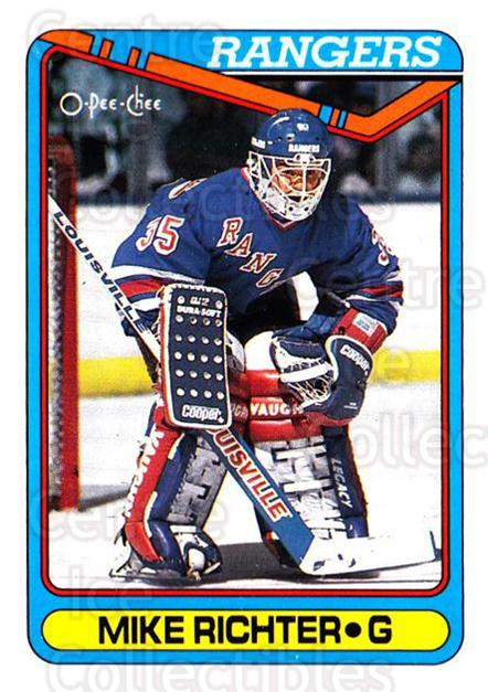 1990-91 O-Pee-Chee #330 Mike Richter<br/>6 In Stock - $1.00 each - <a href=https://centericecollectibles.foxycart.com/cart?name=1990-91%20O-Pee-Chee%20%23330%20Mike%20Richter...&quantity_max=6&price=$1.00&code=253769 class=foxycart> Buy it now! </a>