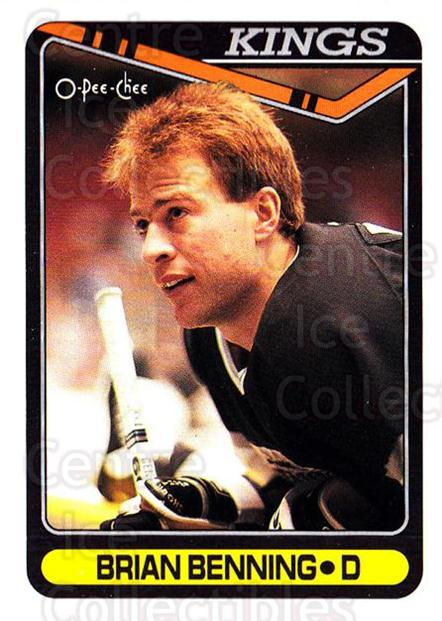 1990-91 O-Pee-Chee #365 Brian Benning<br/>6 In Stock - $1.00 each - <a href=https://centericecollectibles.foxycart.com/cart?name=1990-91%20O-Pee-Chee%20%23365%20Brian%20Benning...&quantity_max=6&price=$1.00&code=253804 class=foxycart> Buy it now! </a>