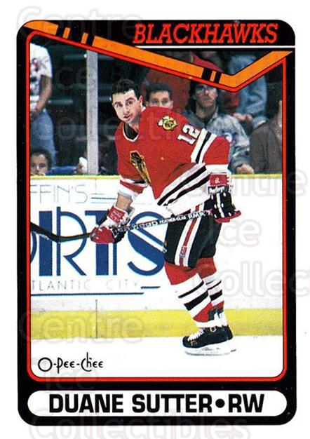1990-91 O-Pee-Chee #466 Duane Sutter<br/>6 In Stock - $1.00 each - <a href=https://centericecollectibles.foxycart.com/cart?name=1990-91%20O-Pee-Chee%20%23466%20Duane%20Sutter...&quantity_max=6&price=$1.00&code=253905 class=foxycart> Buy it now! </a>