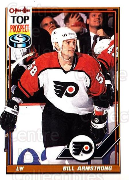1991-92 O-Pee-Chee #36 Bill Armstrong<br/>4 In Stock - $1.00 each - <a href=https://centericecollectibles.foxycart.com/cart?name=1991-92%20O-Pee-Chee%20%2336%20Bill%20Armstrong...&quantity_max=4&price=$1.00&code=254003 class=foxycart> Buy it now! </a>
