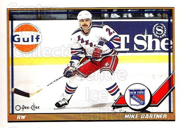 1991-92 O-Pee-Chee #46 Mike Gartner<br/>4 In Stock - $1.00 each - <a href=https://centericecollectibles.foxycart.com/cart?name=1991-92%20O-Pee-Chee%20%2346%20Mike%20Gartner...&quantity_max=4&price=$1.00&code=254013 class=foxycart> Buy it now! </a>