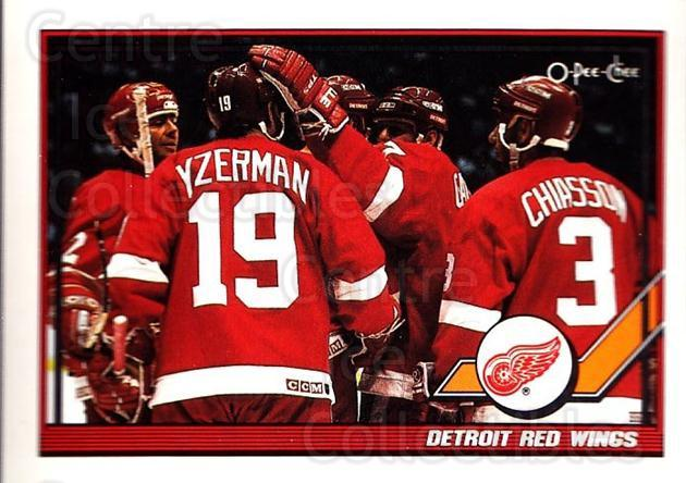 1991-92 O-Pee-Chee #60 Detroit Red Wings, Steve Yzerman<br/>5 In Stock - $1.00 each - <a href=https://centericecollectibles.foxycart.com/cart?name=1991-92%20O-Pee-Chee%20%2360%20Detroit%20Red%20Win...&price=$1.00&code=254027 class=foxycart> Buy it now! </a>