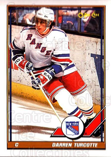1991-92 O-Pee-Chee #71 Darren Turcotte<br/>6 In Stock - $1.00 each - <a href=https://centericecollectibles.foxycart.com/cart?name=1991-92%20O-Pee-Chee%20%2371%20Darren%20Turcotte...&quantity_max=6&price=$1.00&code=254038 class=foxycart> Buy it now! </a>